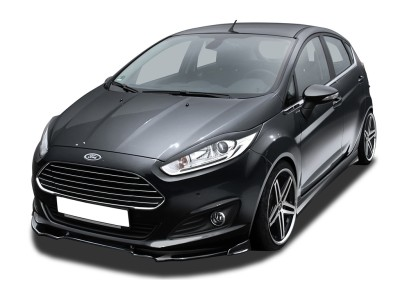 Ford Fiesta MK7 Facelift V2 Front Bumper Extension