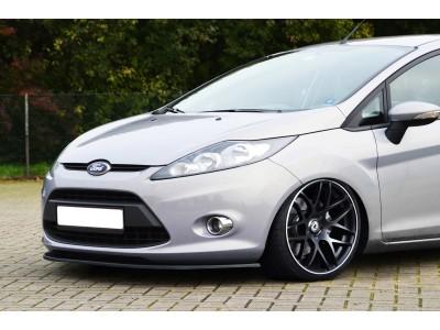 Ford Fiesta MK7 Intenso Frontansatz