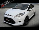 Ford Fiesta MK7 M-Style Front Bumper Extension