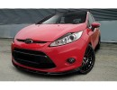 Ford Fiesta MK7 MX-Style Front Bumper Extension
