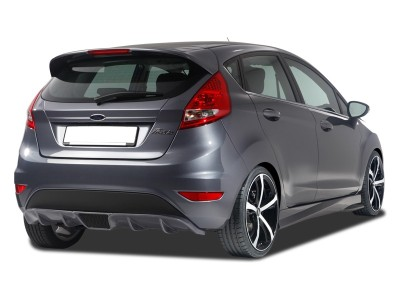 Ford Fiesta MK7 R2 Rear Bumper Extension