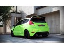 Ford Fiesta MK7 RS-Look Rear Bumper