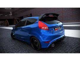 Ford Fiesta MK7 RS-Look Rear Wing