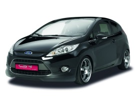 Ford Fiesta MK7 ST-Line Front Bumper Extension