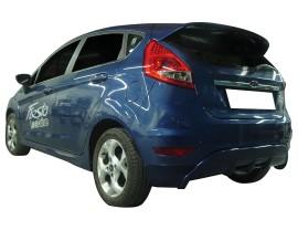 Ford Fiesta MK7 Speed Rear Wing