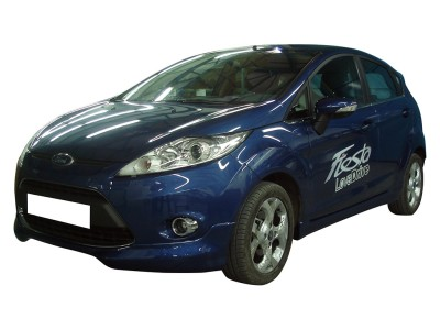 Ford Fiesta MK7 Speed Side Skirts