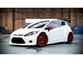 Ford Fiesta MK7 WRC-Look Wide Body Kit