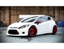 Ford Fiesta MK7 Wide Body Kit WRC-Look