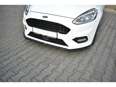 Ford Fiesta MK8 MX Front Bumper Extension