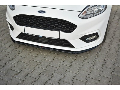 Ford Fiesta MK8 MX3 Front Bumper Extension