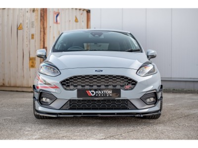 Ford Fiesta MK8 RaceLine Eyebrows