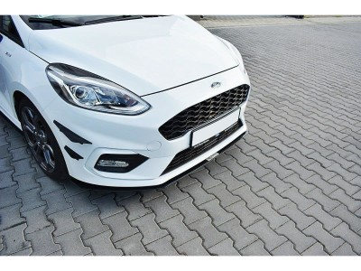 Ford Fiesta MK8 Racer2 Front Bumper Extension