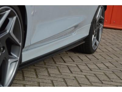 Ford Fiesta MK8 ST Intenso Seitenschwelleransatze