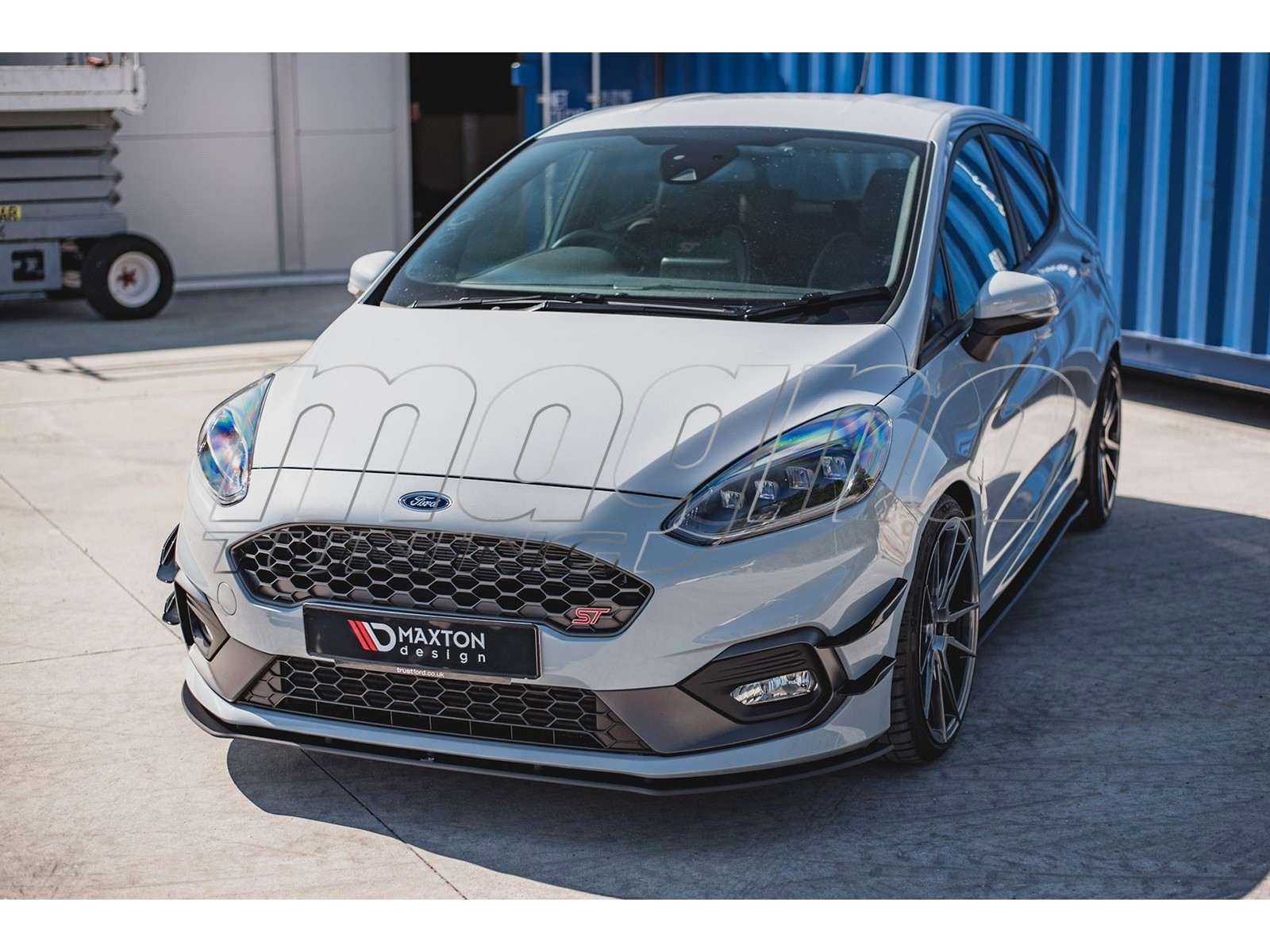 Ford Fiesta MK8 ST MaxStyle Body Kit