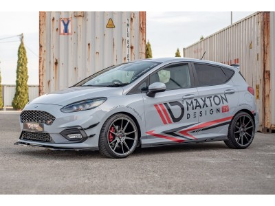 Ford Fiesta MK8 ST RaceLine2 Side Skirt Extensions