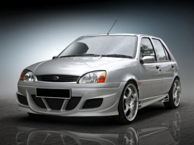 Ford Fiesta SL3 Side Skirts