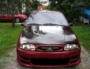 Ford Fiesta Street Front Bumper