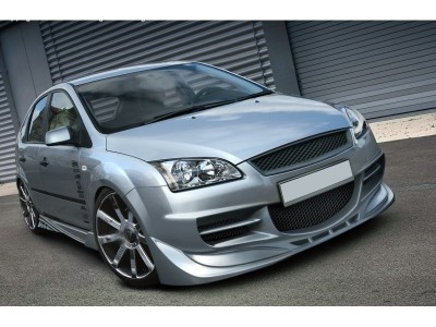 Ford Focus 2 AZ Side Skirts
