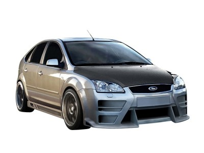 Ford Focus 2 Aggressive Body Kit