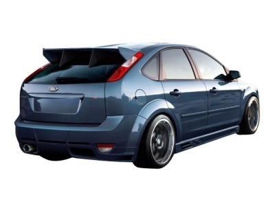 Ford Focus 2 Aggressive Side Skirts