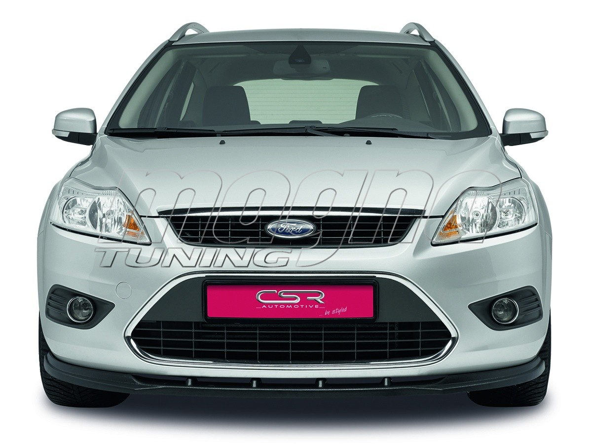ford focus 2 facelift cx front bumper extension. Black Bedroom Furniture Sets. Home Design Ideas