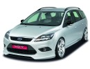 Ford Focus 2 Facelift NewLine Front Bumper Extension