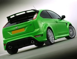 Ford Focus 2 Facelift RS Carbon Fiber Rear Wing