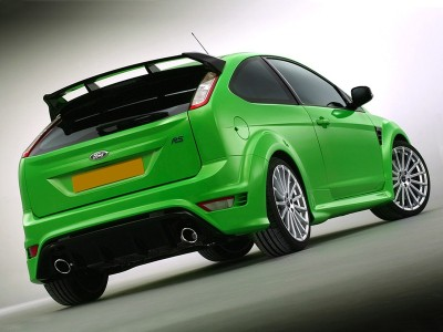 Ford Focus 2 Facelift RS Carbon Heckflugel