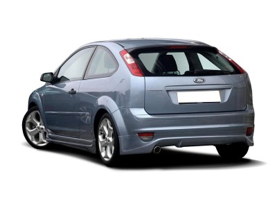 Ford Focus 2 J-Style Rear Bumper Extension