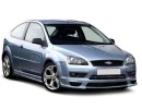 Ford Focus 2 J-Style Side Skirts