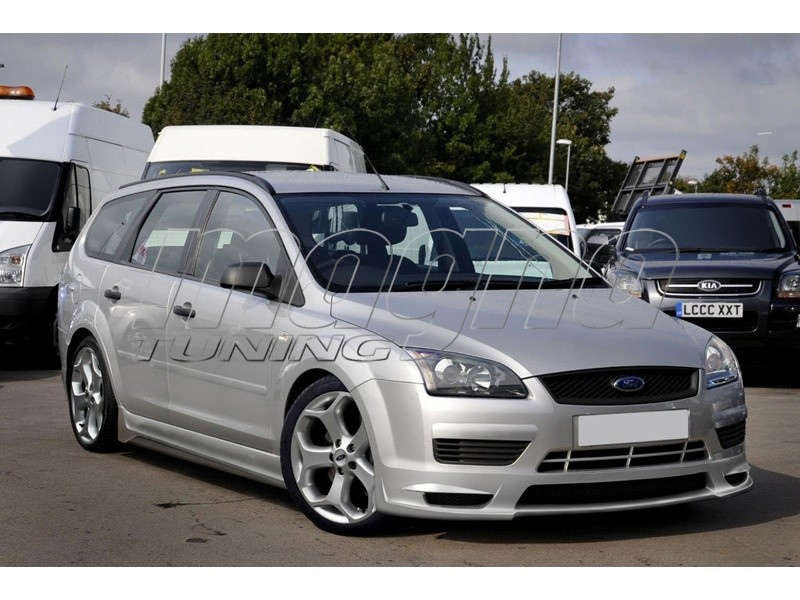 ford focus 2 kombi j style body kit. Black Bedroom Furniture Sets. Home Design Ideas