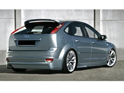 Ford Focus 2 Madden Rear Bumper Extension