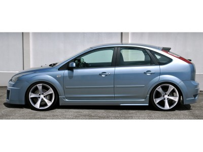 Ford Focus 2 Master Side Skirts