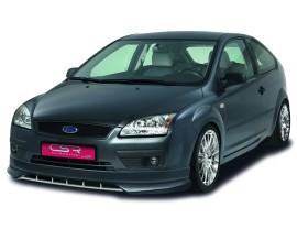 Ford Focus 2 NewLine Front Bumper Extension
