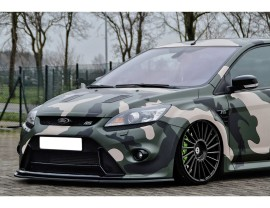 Ford Focus 2 RS Intenso Front Bumper Extension
