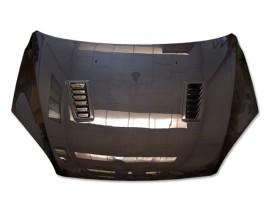 Ford Focus 2 RS-Look Carbon Fiber Hood