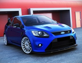 Ford Focus 2 RS MX Elso Lokharito Toldat