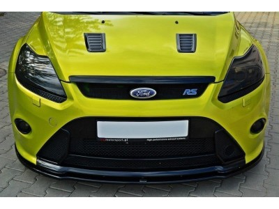 Ford Focus 2 RS Matrix Front Bumper Extension