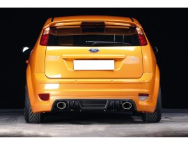 Ford Focus 2 Recto Rear Bumper Extension