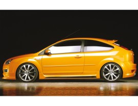 Ford Focus 2 Recto Side Skirts