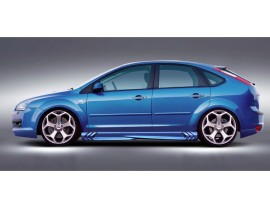 Ford Focus 2 S-Power Side Skirts