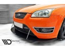 Ford Focus 2 ST DTS Front Bumper Extension