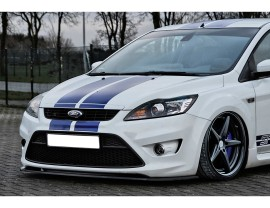 Ford Focus 2 ST Facelift Ivy Front Bumper Extension