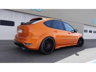 Ford Focus 2 ST Facelift MaxLine Heckansatz