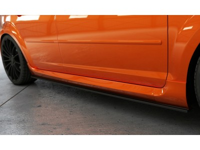 Ford Focus 2 ST Facelift MaxLine Side Skirt Extensions