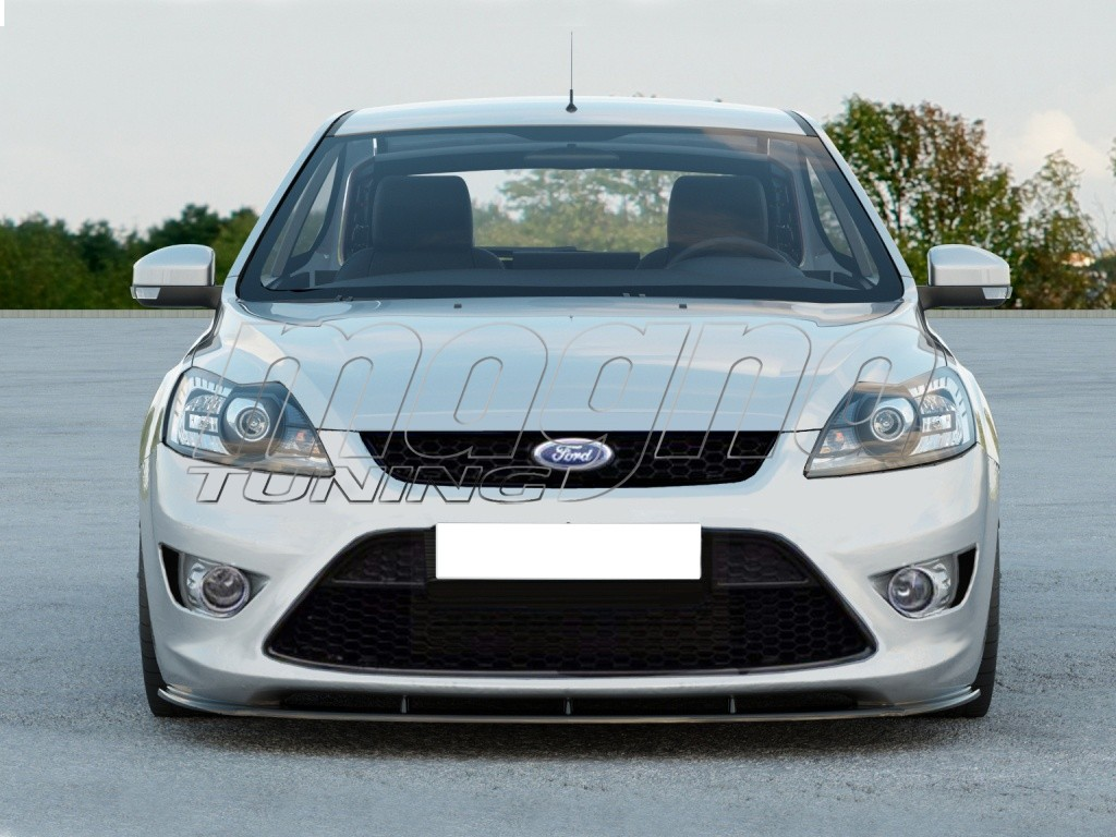 Ford Focus St 2008 >> Ford Focus 2 ST Facelift Meteor Front Bumper Extension
