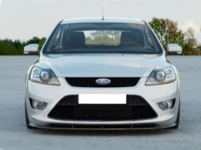 Ford Focus 2 ST Facelift Meteor Front Bumper Extension