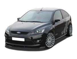 Ford Focus 2 ST Facelift Verus-X Front Bumper Extension