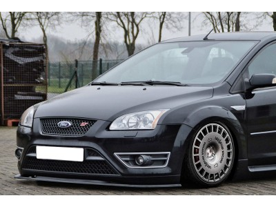 Ford Focus 2 ST Invido Front Bumper Extension