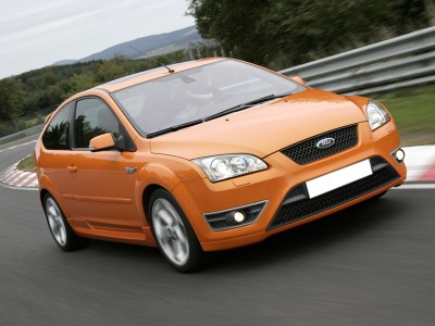 Ford Focus 2 ST-Look Frontstossstange